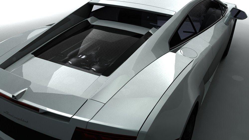 RSR Lamborghini Gallardo Valentino Balboni for AC Latest14